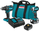 Makita XT279S 18V LXT® Lithium‑Ion Brushless Cordless 2‑Pc. Combo Kit (3.0Ah), (New) - ToolSteal.com