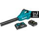 Makita XBU02PT-R 18V X2 (36V) LXT® Lithium‑Ion Brushless Cordless Blower Kit, (Reconditioned) - ToolSteal.com