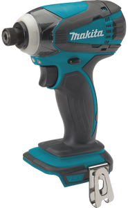 Makita LXDT04Z 18V Lithium-Ion Impact Driver, Teal Color, [Tool Only], (New) - ToolSteal.com