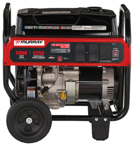 Murray R030731 5000/6250 Watt Portable Generator, (Reconditioned) LOCAL PICK UP ONLY - ToolSteal.com