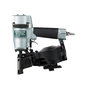 "Hitachi NV45AB2 1-3/4"" Coil Roofing Nailer, (New)"