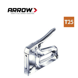 Arrow Fastener Model T25 Low Voltage Wire & Cable Staple Gun Tacker, (New) - ToolSteal.com