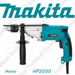Makita HP2050-R 3/4 in. Hammer Drill, (Reconditioned) - ToolSteal.com