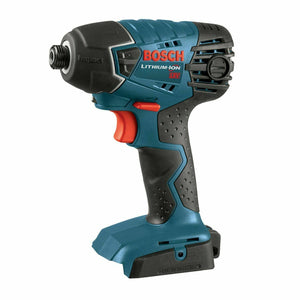 "Bosch 25618B 18V Lithium Ion 1/4"" Hex Impact Driver, [Tool Only], (New) - ToolSteal.com"