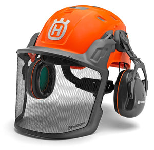 Husqvarna 588646001 Technical Forest Helmet (New)