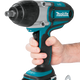 "Makita XWT04Z 18V LXT® Lithium‑Ion Cordless 1/2"" Sq. Drive Impact Wrench, [Tool Only], (Reconditioned) - ToolSteal.com"