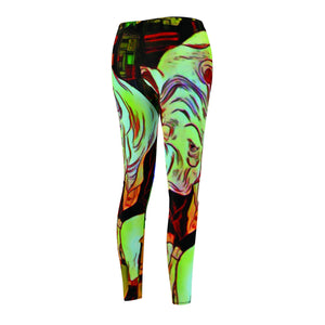 Rhino Alone Casual Leggings