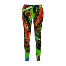 Load image into Gallery viewer, Octo Casual Leggings