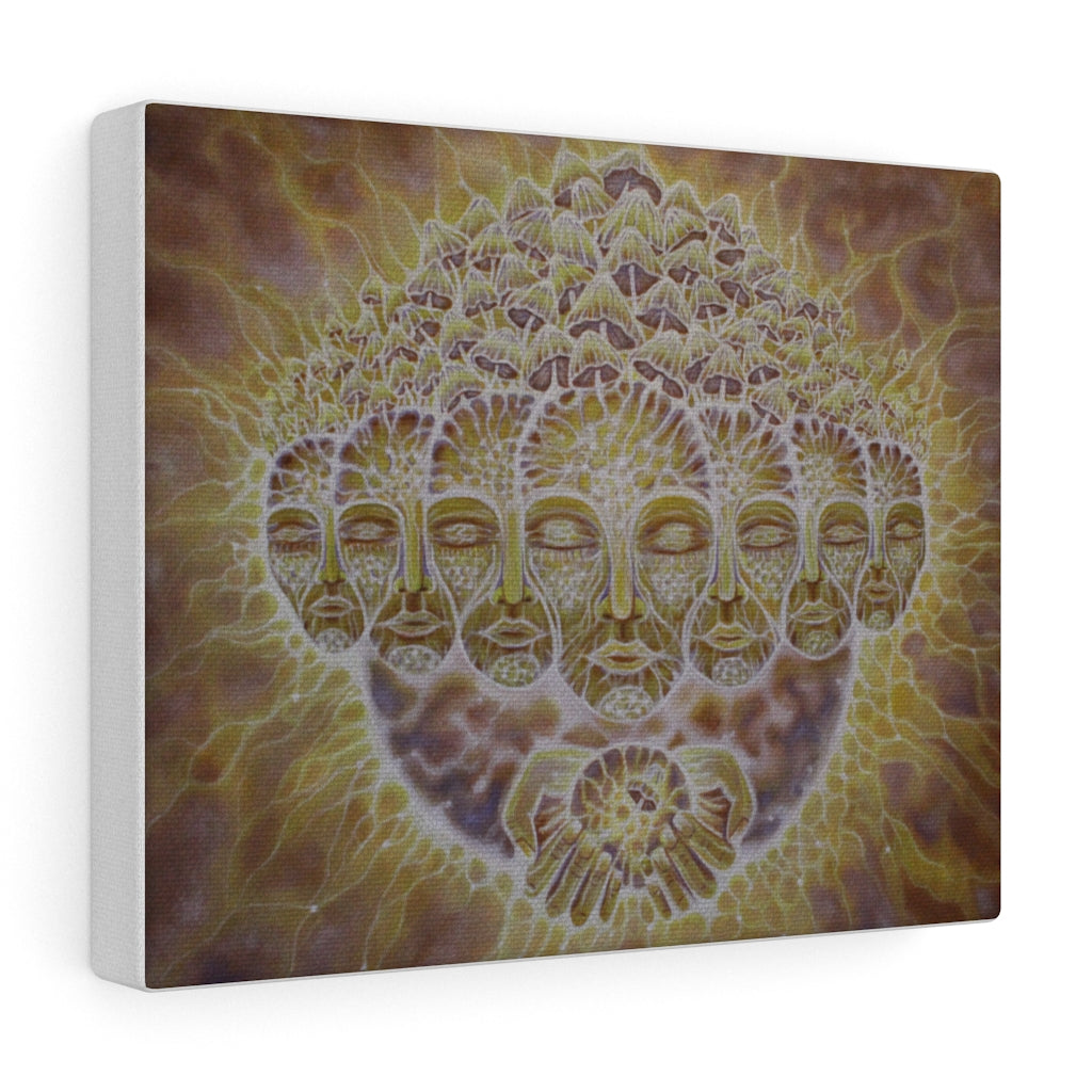 Myco Goddess Canvas Print