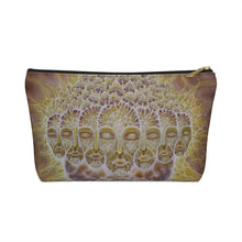 Load image into Gallery viewer, Myco Goddess Accessory Pouch w T-bottom
