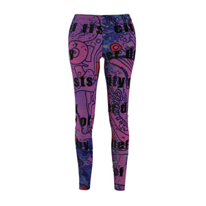 Roller Derby Leggings