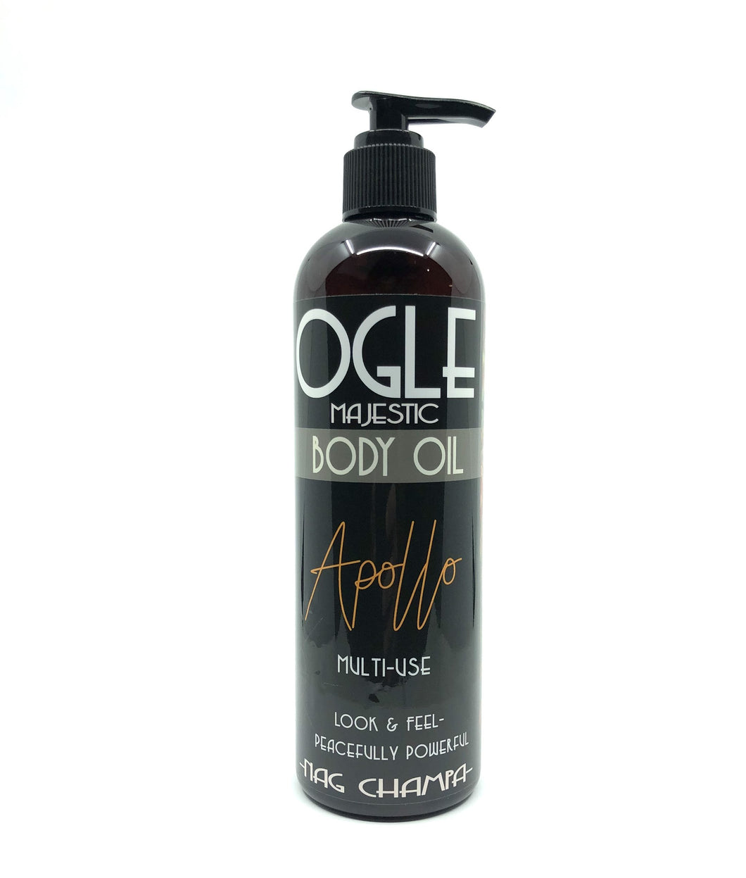 Ogle Products Apollo Body Oil