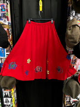 Load image into Gallery viewer, Red Patch Skirt