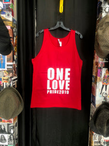 """ONE LOVE PRIDE 2019"" Tank Top"