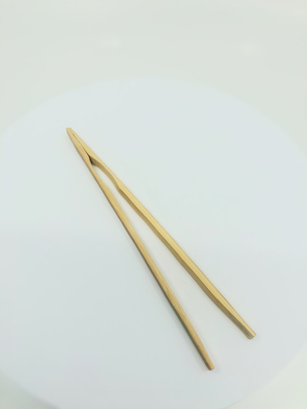 Wooden Tea Tongs