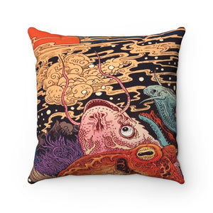 Night Hunger Pillow