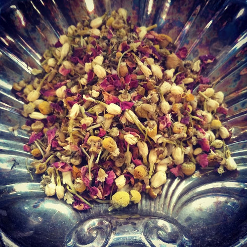 Specialty Looseleaf Tea Blend: Beauty Sleep