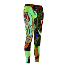 Load image into Gallery viewer, Rhino Alone Casual Leggings