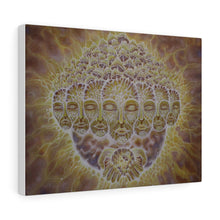 Load image into Gallery viewer, Myco Goddess Canvas Print