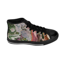 Load image into Gallery viewer, Marbled Ladies Sneakers