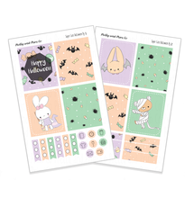 Super Cute Halloween Kit