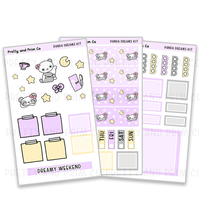 Panda Dreams HW Kit