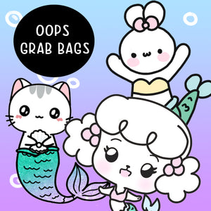Mermaid Friends Grab Bags