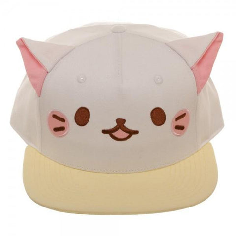 Bananya Cat Hat With Ears One Size Fits All Baseball Hat