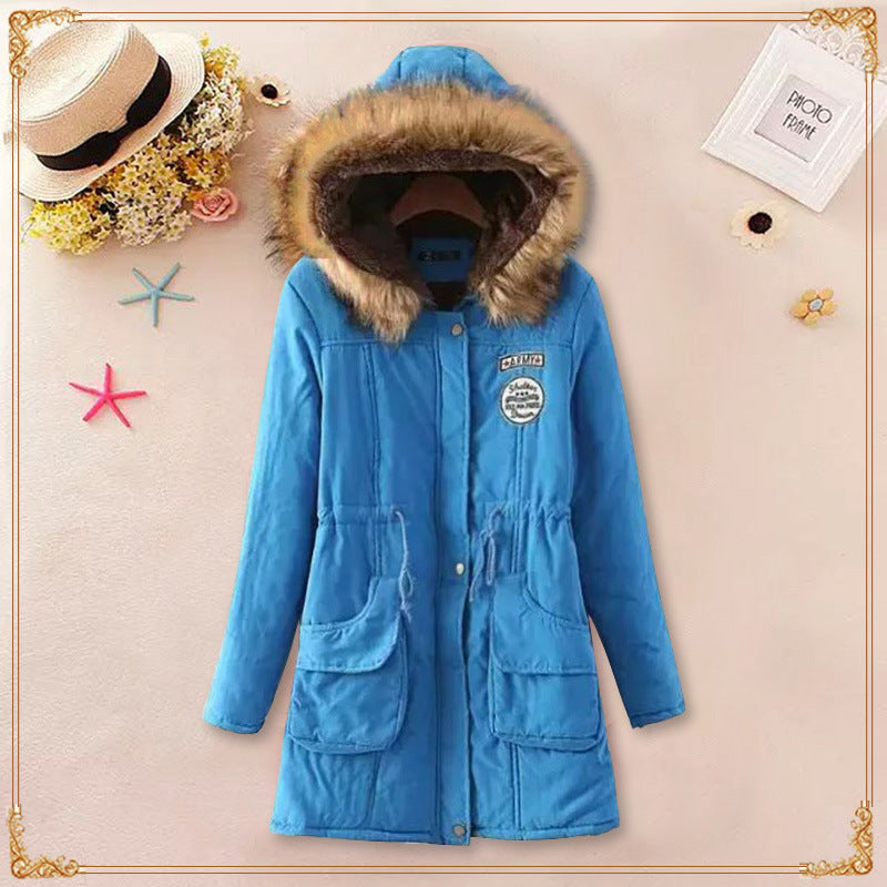 KATHERINE PARKA COAT - oceanscollection
