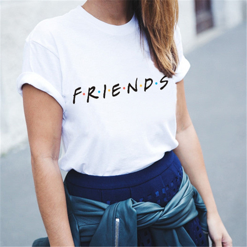 F.R.I.E.N.D.S TEE - oceanscollection