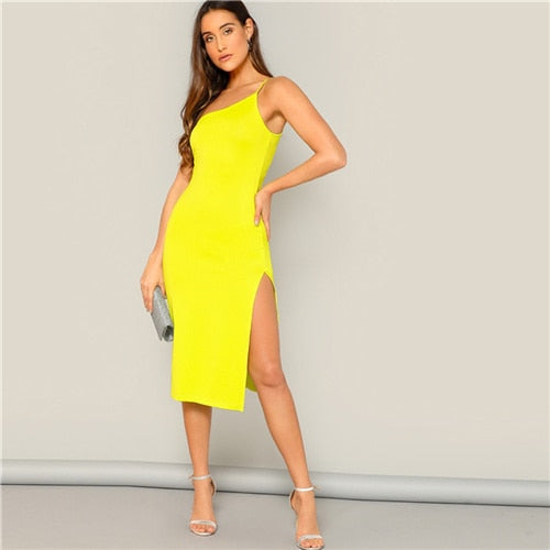 Chloe Neon dress