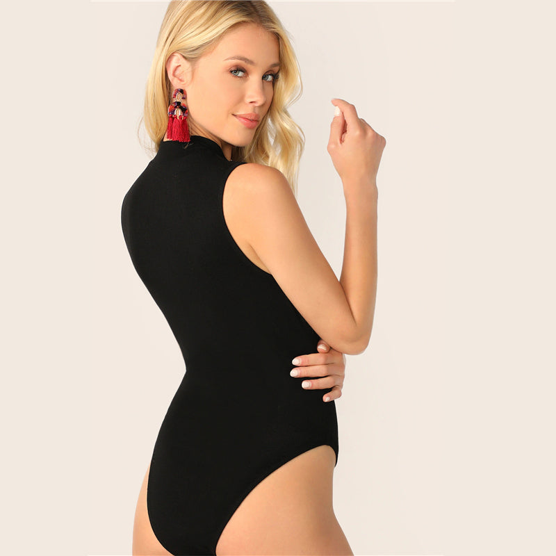 Alicia Sleeveless bodysuit