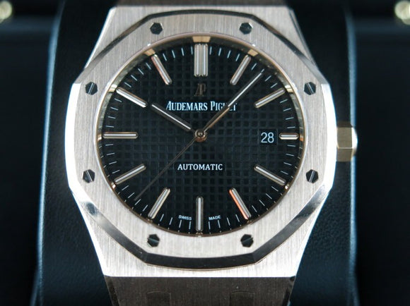 Audemars Piguet Royal Oak Automatic 18 ct. Rose Gold 41 mm