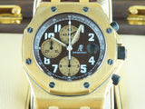 Audemars Piguet Royal Oak Offshore Arnold Schwarzenegger 18 ct. Yellow Gold Limited Edition