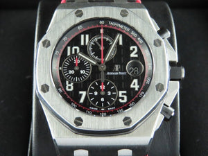 "Audemars Piguet Royal Oak Offshore Chronograph Vampire ""I"" Series 26470"