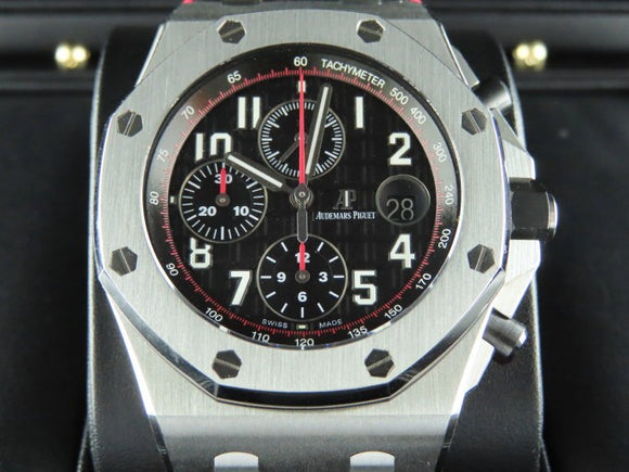 Audemars Piguet Royal Oak Offshore Chronograph 42 mm Vampire 26470