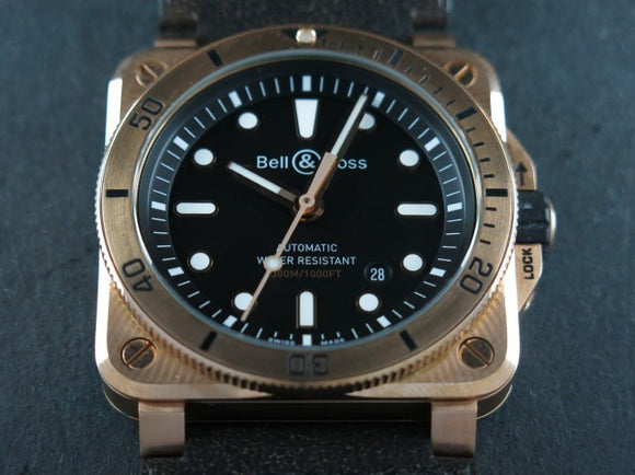 Bell & Ross Instrument Bronze Limited Edition BR 03 92
