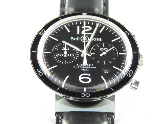 Bell & Ross BR 126 Sport Heritage Automatic Chronograph 43 mm BRV 126