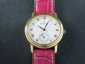 Blancpain Villeret Automatic Date 18 ct. Yellow Gold 4795