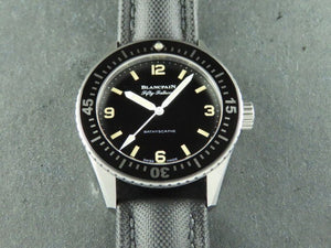Blancpain Fifty Fathoms 100 Hours Power Reserve Bathyscaphe Limited Edition for Hodinkee