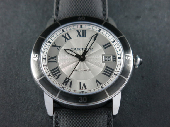 Cartier Ronde Croisiere Automatic WSRN0002
