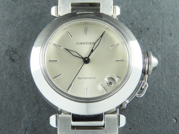 Cartier Pasha C 35 mm W31015M7