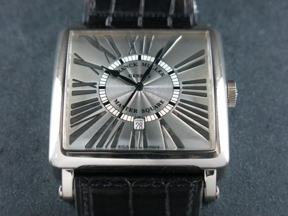 Franck Muller Master Square King 18 ct. White Gold
