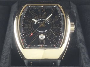 Franck Muller Vanguard 18 ct. Rose Gold