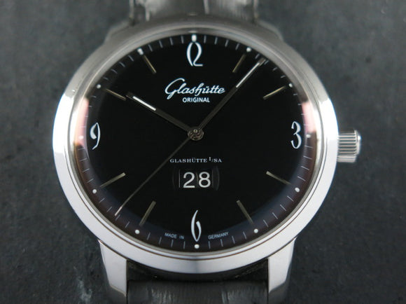 Glashutte Sixties Panorama Date