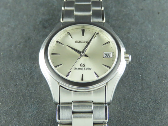 Grand Seiko 9F Quartz Caliber SBGX005