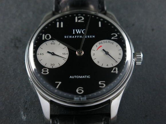 IWC (Neo Vintage) Portugese 2000 Automatic 7 Days Power Reserve Limited Edition