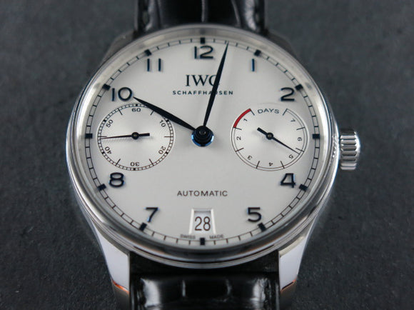 IWC Portugese Automatic 7 Days 5007