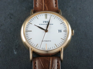 IWC Portofino 18 ct. Rose Gold 3563