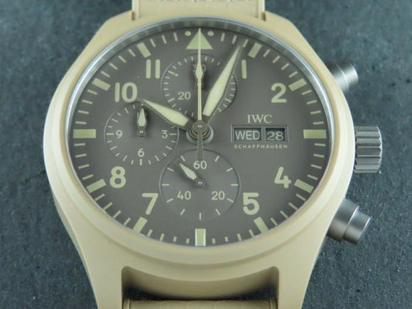 IWC Pilot's Watch Chronograph Top Gun Edition Mojave Desert Limited Edition